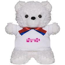 Unique Anti establishment Teddy Bear