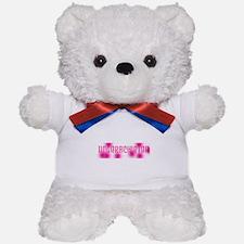 Cool Anti establishment Teddy Bear