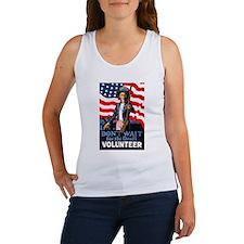 Don't Wait to Volunteer Women's Tank Top
