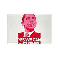 Obama biden 2008 Rectangle Magnet