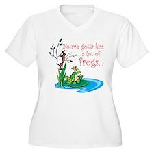 Frog Prince items T-Shirt