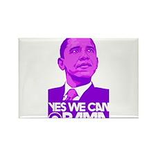 Cool Obama biden 2008 Rectangle Magnet