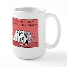 Cat Spay and Neuter Mug