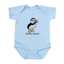 Puffins Rock! Infant Bodysuit