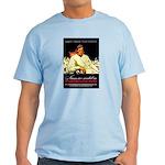 VA Veterans Administration Nurses Light T-Shirt