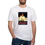 VA Veterans Administration Nurses Fitted T-Shirt