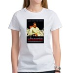 VA Veterans Administration Nurses Women's T-Shirt