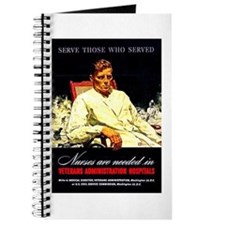 VA Veterans Administration Nurses Journal