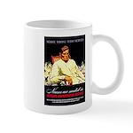 VA Veterans Administration Nurses Mug