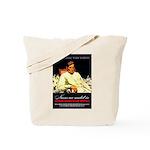 VA Veterans Administration Nurses Tote Bag