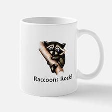 Raccoons Rock! Mug