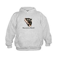 Raccoons Rock! Hoodie