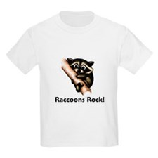 Raccoons Rock! T-Shirt