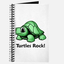 Turtles Rock! Journal