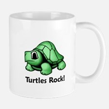 Turtles Rock! Small Small Mug