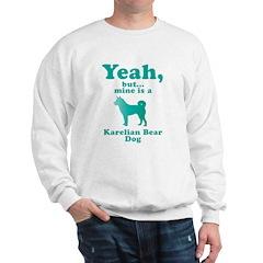 Karelian Bear Dog Sweatshirt