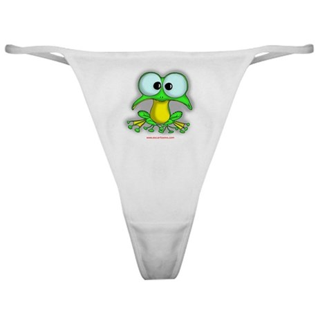 Totty The Froglet Classic Thong