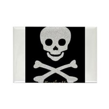 Funny Army black knights Rectangle Magnet