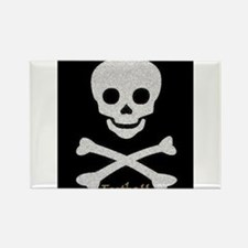 Army black knights Rectangle Magnet