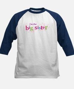 i'm the big sister shirt scatter Tee