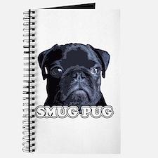 Smug Pug! Journal