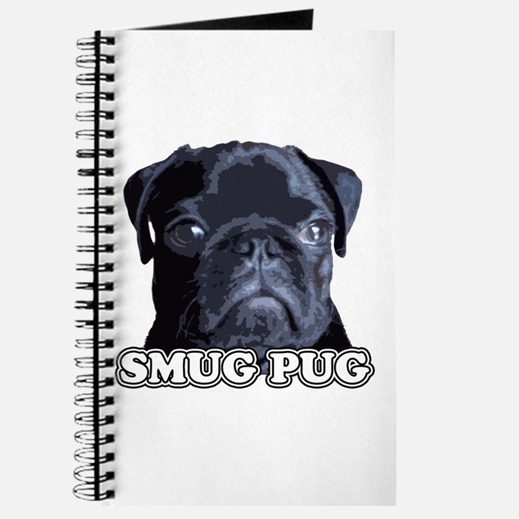 Smug Pug! Journal