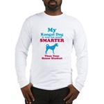 Kangal Dog Long Sleeve T-Shirt
