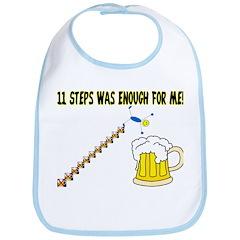Eleven Steps Bib