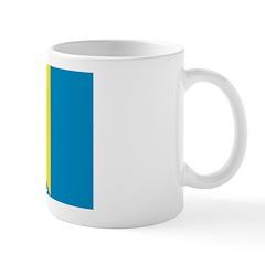 Bosnia Flag Mug