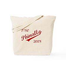 Phinally Tote Bag