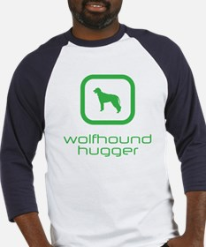 Irish Wolfhound Baseball Jersey