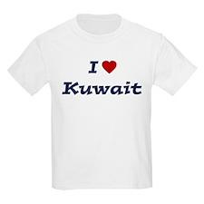 I HEART KUWAIT T-Shirt
