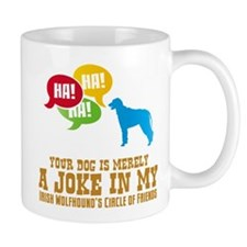 Irish Wolfhound Mug