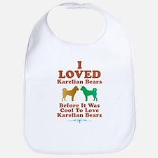 Karelian Bear Dog Bib