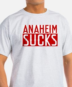 Anaheim Sucks T-Shirt