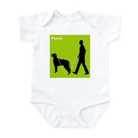 Irish Wolfhound Infant Bodysuit