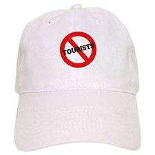 Anti-Tourists Baseball Cap