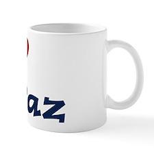 I HEART LA PAZ Mug