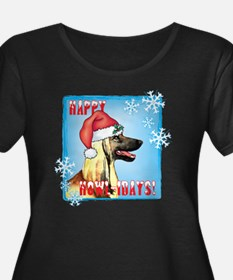 Holiday Afghan Hound T