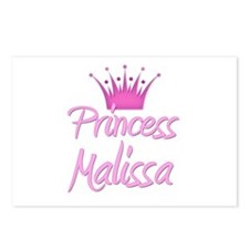 Princess Malissa Postcards (Package of 8)