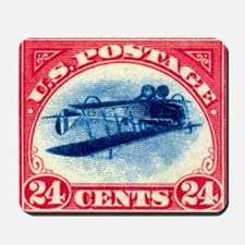 Inverted Jenny Mousepad