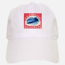 Inverted Jenny Baseball Baseball Cap