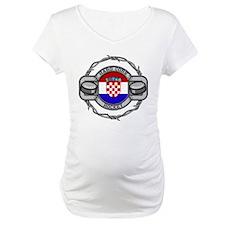 Croatia Hockey Shirt