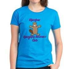 Naughty Beavers Club Tee