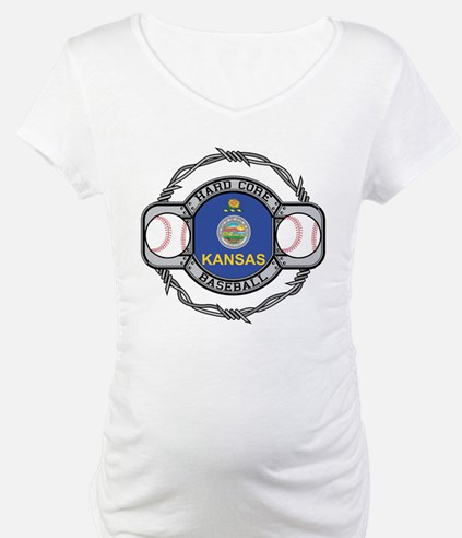Kansas Baseball Shirt