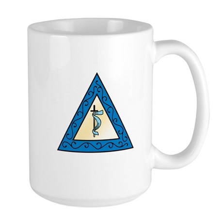 OES Adah Large Mug