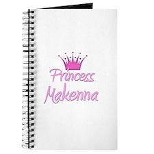 Princess Makenna Journal