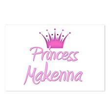 Princess Makenna Postcards (Package of 8)