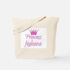 Princess Makena Tote Bag