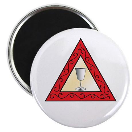 "Electa 2.25"" Magnet (100 pack)"